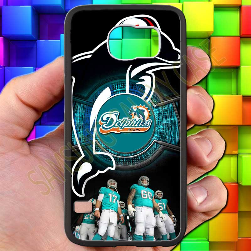 miami dolphins ryan tannehill fit for samsung galaxy S6 S 6 S VI edge black case cover