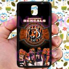 Cincinnati Bengals football a j green fit for samsung galaxy note 3 black case cover