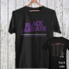 Black Sabbath The End Tour 2016 Rock Band Concert DESIGN 2 black t-shirt tshirt shirts tee SIZE XL
