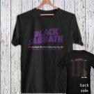 Black Sabbath The End Tour 2016 Rock Band Concert DESIGN 2 black t-shirt tshirt shirts tee SIZE 2XL