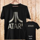 Atari Classic Logo black t-shirt tshirt shirts tee SIZE XL