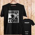 Archer Danger Zone FX TV Funny Cartoon black t-shirt tshirt shirts tee SIZE XL