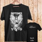 Deftones Owl Skull Logo black t-shirt tshirt shirts tee SIZE 2XL