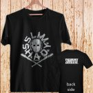 EMINEM Slim Shady Mask black t-shirt tshirt shirts tee SIZE S
