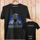 IRON MAIDEN Powerslave Mummy black t-shirt tshirt shirts tee SIZE 2XL