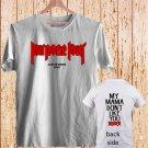 Justin Bieber Purpose DESIGN 3 white t-shirt tshirt shirts tee SIZE M
