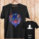 Lion King Rafiki Meditate black t-shirt tshirt shirts tee SIZE XL