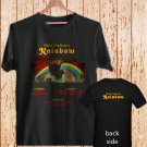 RAINBOW Monsters Rock Tour 2016 black t-shirt tshirt shirts tee SIZE S
