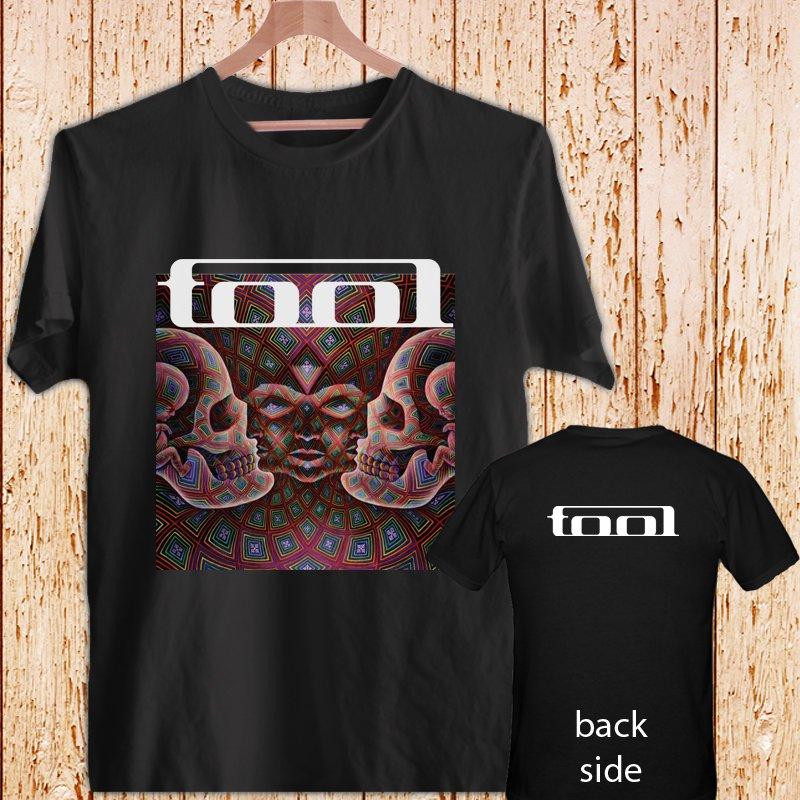 Tool Band Literalus Logo black t-shirt tshirt shirts tee SIZE 2XL