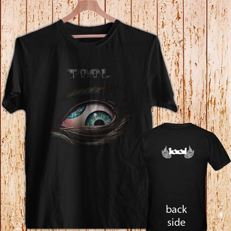 Tool Band Literalus Logo DESIGN 2 black t-shirt tshirt shirts tee SIZE 2XL