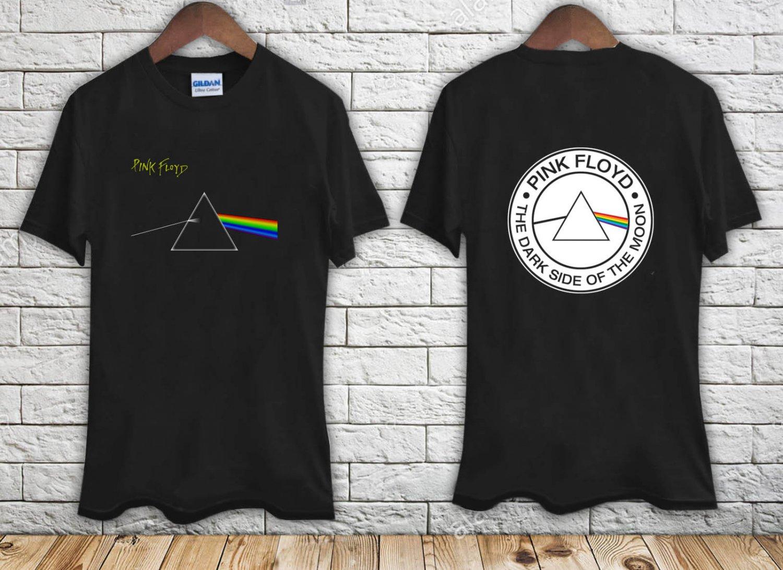 PINK FLOYD Dark Side of the Moon black t-shirt tshirt shirts tee SIZE XL