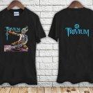 Trivium The Crusade Tour 2007 black t-shirt tshirt shirts tee SIZE 2XL