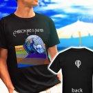 Emerson Lake and Palmer Tarkus Rock Band black t-shirt tshirt shirts tee SIZE L