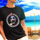 Captain Spaulding for President Rob Zombie black t-shirt tshirt shirts tee SIZE XL