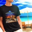 SLIGHTLY STOOPID close to the sun skull black t-shirt tshirt shirts tee SIZE XL