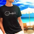 Clutch Simple Logo Hard Rock Band black t-shirt tshirt shirts tee SIZE S