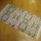 Kilim rug flat weaving wall hanging entry carpet tapis Turc teppiche kelim 51