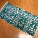Kilim rug flat weaving wall hanging entry carpet tapis Turc teppiche kelim 36