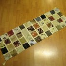Patchwork Table Runner, Table Linens, Kitchen & Dining, Home and Living 16
