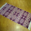 Kilim rug flat weaving wall hanging entry carpet tapis Turc teppiche kelim 02
