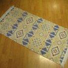 Kilim rug flat weaving wall hanging entry carpet tapis Turc teppiche kelim 53
