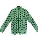 Transparent Beige soft lamb leather shirt made in turkey jacket Leder hemd