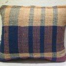 Antique patchwork kelim kissen sofa throw pillow cover tribal rug cushion 50