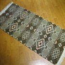 Kilim rug flat weaving wall hanging entry carpet tapis Turc teppiche kelim 04
