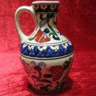 tree of life pitcher ceramic lead free handmade collectible fine decorative 1