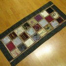 Patchwork Table Runner, Table Linens, Kitchen & Dining, Home and Living 25