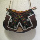Vintage bag embroidery bag suzani fabric antique Turkish bag vintage purse c 051