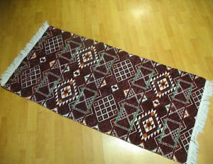 Kilim rug flat weaving wall hanging entry carpet tapis Turc teppiche kelim 41