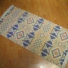 Kilim rug flat weaving wall hanging entry carpet tapis Turc teppiche kelim 34