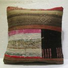Antique Decorative Patchwork Pillow Turkish Kilim cushion kissen 20'' (no 20)