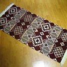 Kilim rug flat weaving wall hanging entry carpet tapis Turc teppiche kelim 16