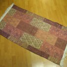 Kilim rug flat weaving wall hanging entry carpet tapis Turc teppiche kelim 40