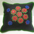 Handmade Turkish pillow nomadic gypsy hippie style cushion cover tribal ys 5