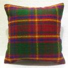 Antique nomadic kelim kissen sofa throw pillow cover tribal rug cushion 69