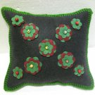 Handmade Turkish pillow nomadic gypsy hippie style cushion cover tribal ys 8