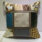 patchwork pillow cushion cover home decor modern decoration sofa throw mod 11