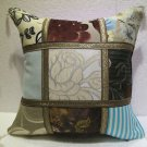 patchwork pillow cushion cover home decor modern decoration sofa throw mod 21
