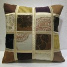 patchwork pillow cushion cover home decor modern decoration sofa throw mod 27