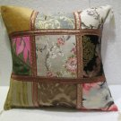 patchwork pillow cushion cover home decor modern decoration sofa throw mod 37