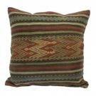 Antique Decorative Couch Throw Pillow Turkish Kilim Rustic Cushion 24'' (y039)