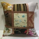 patchwork pillow cushion cover home decor modern decoration sofa throw mod 6