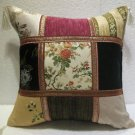 patchwork pillow cushion cover home decor modern decoration sofa throw mod 24