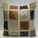 patchwork pillow cushion cover home decor modern decoration sofa throw mod 32