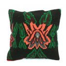 Antique Decorative Couch Throw Pillow Turkish Kilim Rustic Cushion 24'' (y002)