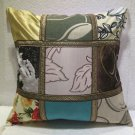 patchwork pillow cushion cover home decor modern decoration sofa throw mod 50