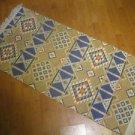 Kilim rug flat weaving wall hanging entry carpet tapis Turc teppiche kelim 07
